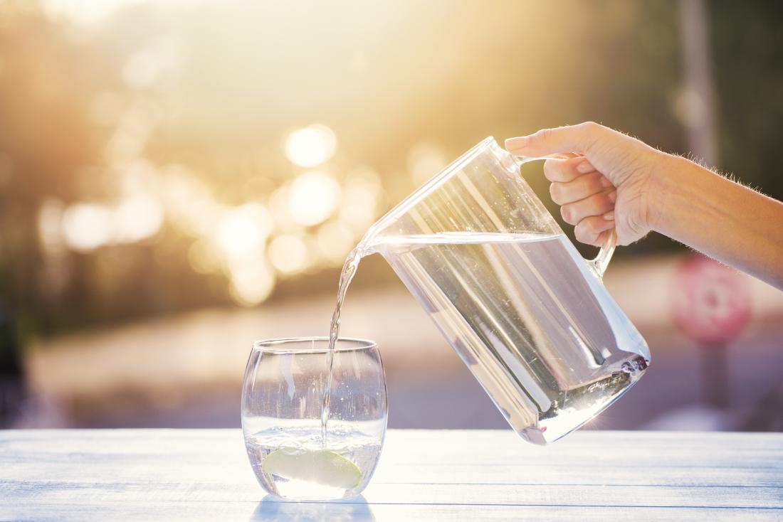 Вода при похудении: как правильно пить?