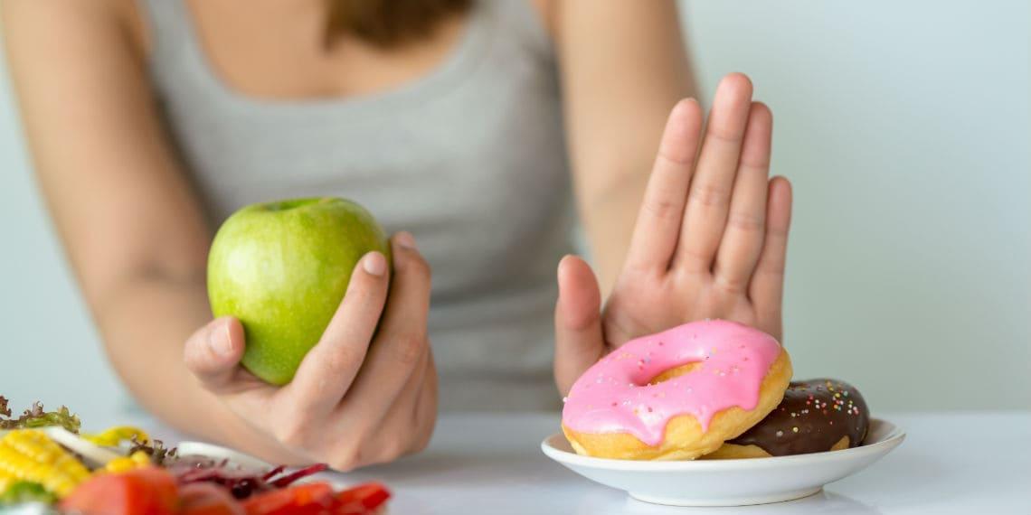 Счастье зависит от питания!