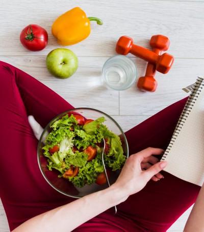Как похудеть за месяц на 10 кг без вреда для здоровья?