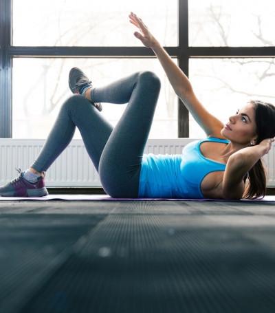 Тренировки для похудения для девушек